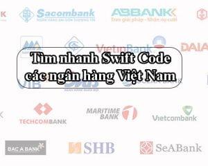 swift code bic code việt nam