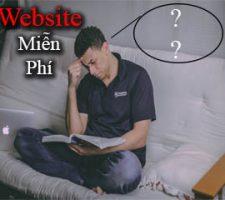 website miễn phí