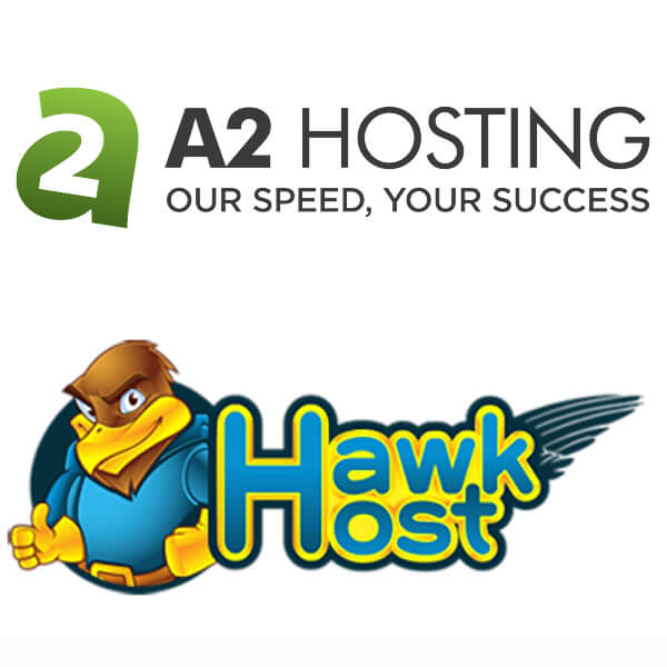 a2hosting vs hawkhost