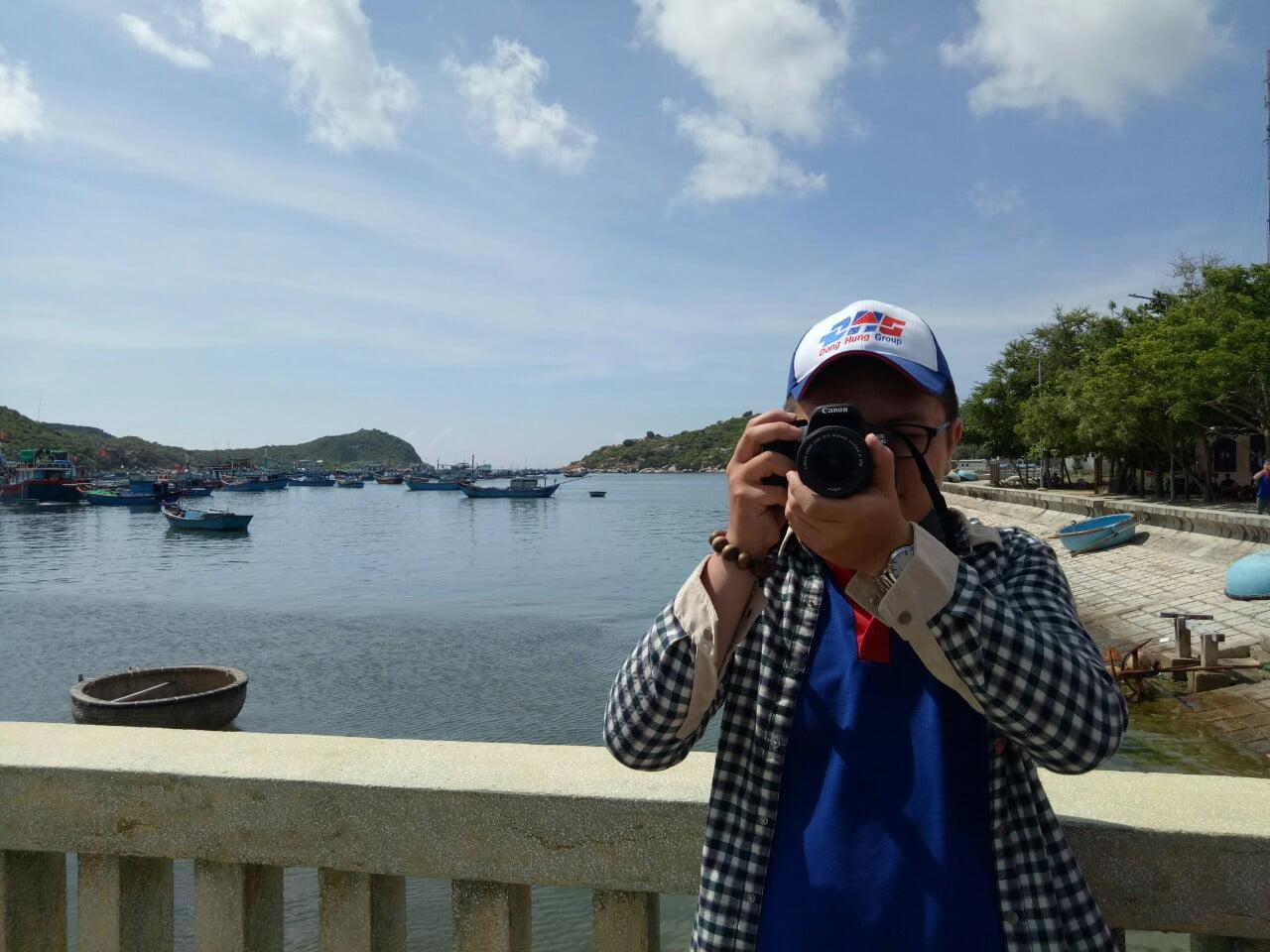 Blog Trịnh Khôi