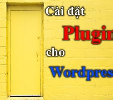cài đặt plugin cho wordpress