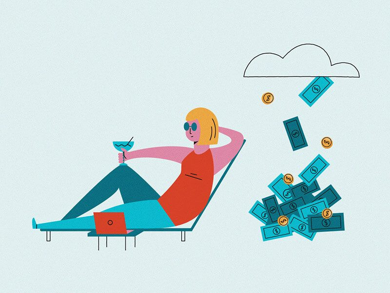viết blog làm giàu