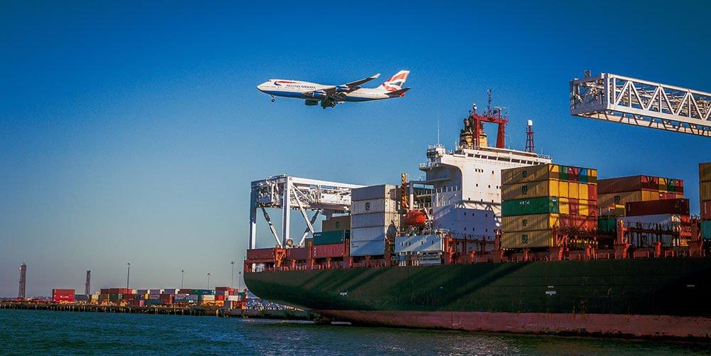 vận chuyển dropshipping