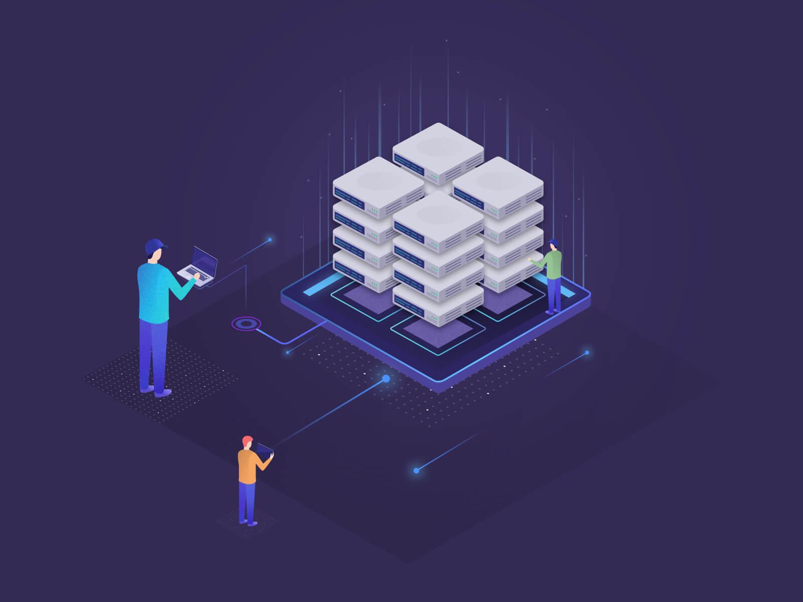khóa học ktcity với hosting